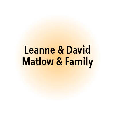 Leanne & David Matlow & Family