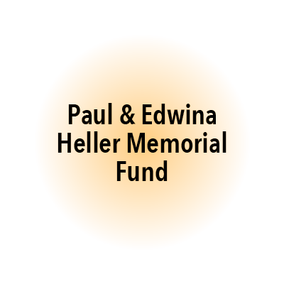 Paul & Edwina Heller Memorial Fund
