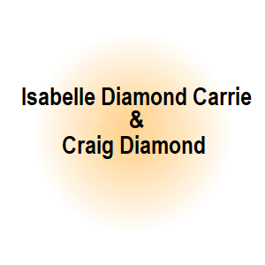 Isabelle Diamond Carrie and Craig Diamond