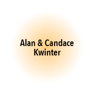 Alan & Candace Kwinter