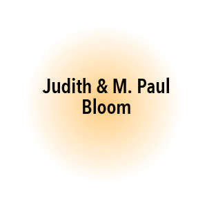 Judith & M. Paul Bloom