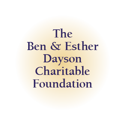 The Ben & Esther Dayson Charitable Foundation